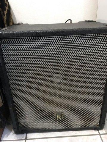 Caixa ativa amplificador Staner GS 150