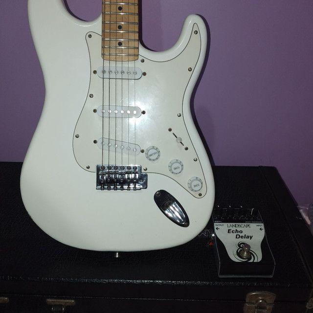 Guitarra lord..mais pedal - Foto 2