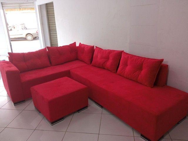 Reforma de sofá/ Fabricação/ Poltrona/ Cabeceira - Foto 2