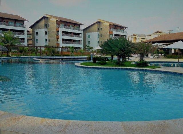 Apartamento para venda possui 200 metros quadrados com 4 quartos em Porto das Dunas - Aqui - Foto 10