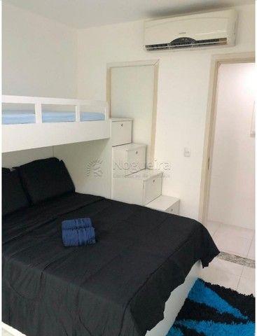GS/Pronto para curtir,morar ou investir,em Muro Alto,mobiliado! - Foto 3