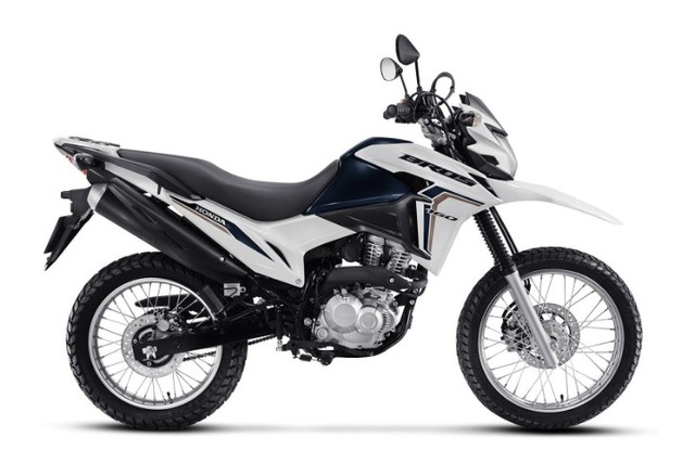 Motocicleta Honda Bros 160 2022 - Foto 2