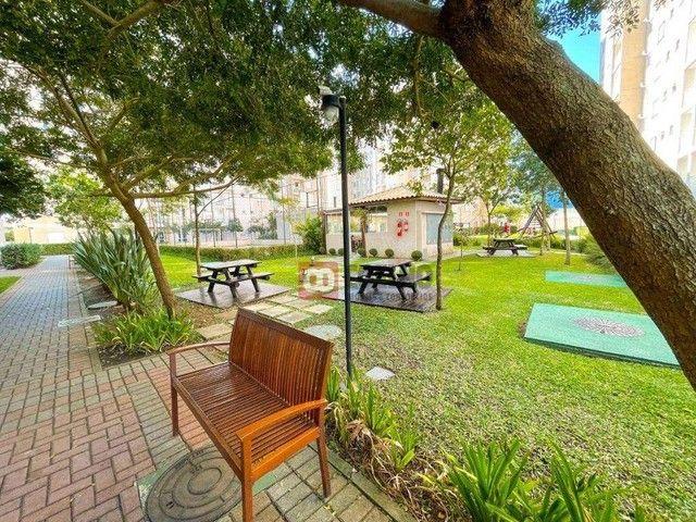 Apartamento Luxuoso Totalmente Mobiliado, 2 Quartos com Suíte em Condomínio Clube - Bairro - Foto 20