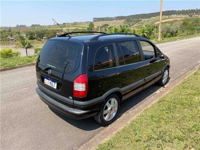 Chevrolet Zafira 2003 2.0 mpfi cd 8v gasolina 4p automático - Foto 5