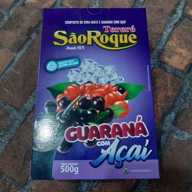 Erva Tereré São Roque 500g sabor - Foto 6