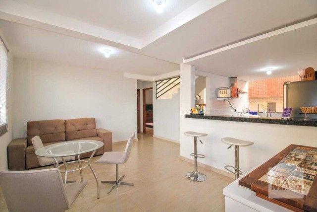 Apartamento à venda com 2 dormitórios em São lucas, Belo horizonte cod:337655