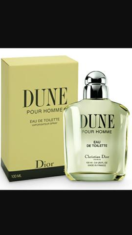 Perfume Dune Dior Pour Homme 100ml