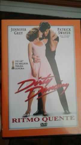 DVD Dirty Dance ( Ritmo Quente)