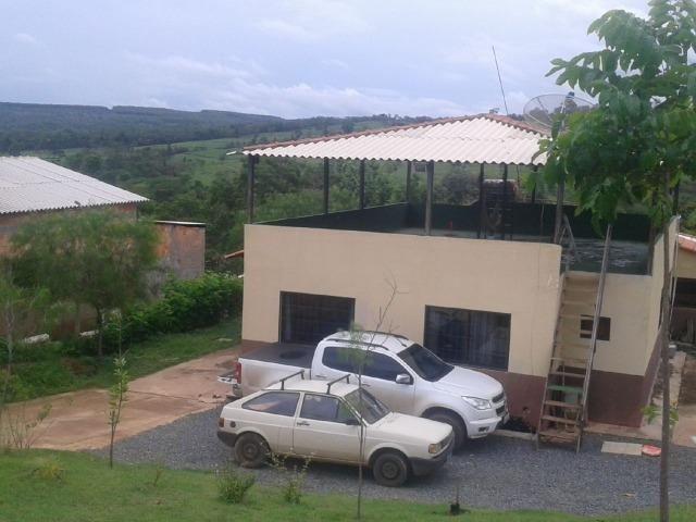 Chácara de 10.000m² no Corumbá III. Casa, piscina aquecida, área de lazer c/ churrasqueira - Foto 7