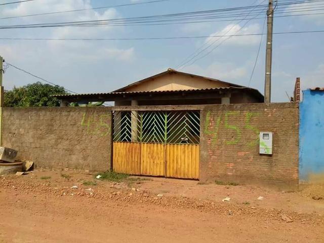 Casa 4 cômodos