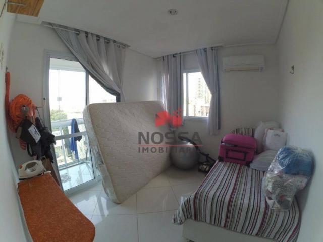 Apartamento 3 quartos em Jardim Camburi com 4 vagas, montado e decorado - Foto 17