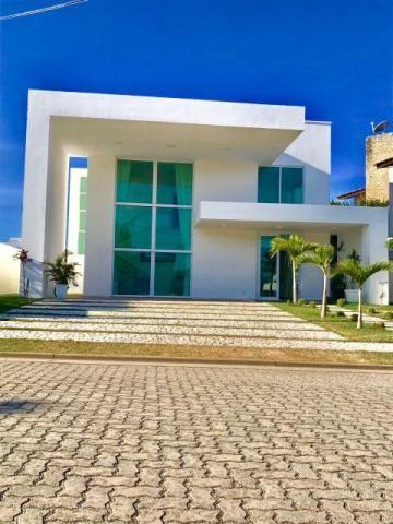 CA0042 - Mansão no Alphaville Fortaleza