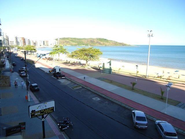 Apartamento frente para o mar, Praia do Morro, Guarapari, 4 quartos