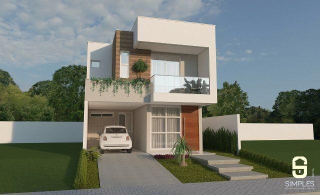 Casa no Parkville Residence, projeto e acabamento diferenciado