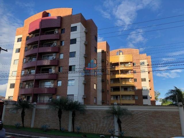 Apartamento residencial para locação, Residencial Vêneto, Porto Velho.