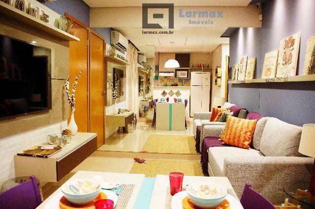 Eco Fit. Apartamentos no Eusébio Condomínio Fechado 02 quartos a partir de R: 136,278.00