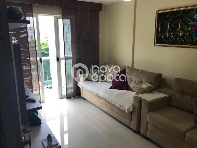 Apartamento à venda com 2 dormitórios em Tijuca, Rio de janeiro cod:AP2AP18404 - Foto 2