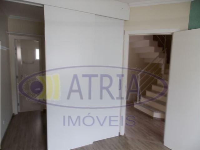 Casa à venda com 3 dormitórios em Santa candida, Curitiba cod:77002.783 - Foto 16