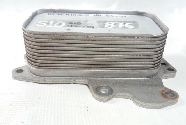 Resfriador de Óleo Chevrolet S10 2.8 Diesel 2016