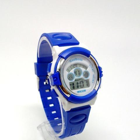 4d3800998 Relógio Feminino masculino infantil a Prova d água Super Barato ...