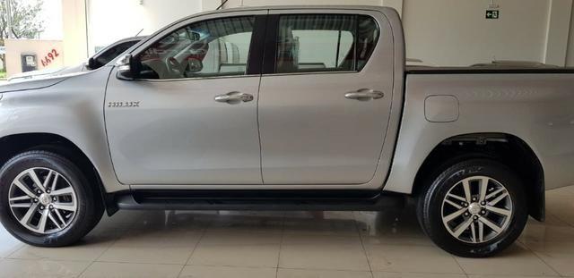 Toyota Hilux Cd Srx 2.8 Turbo 4x4 2017 - Foto 3