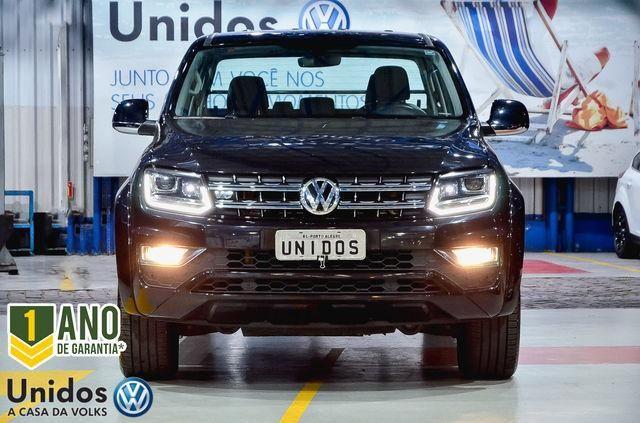 Volkswagen Amarok Cabine Dupla V6 Highline 3.0 TDI