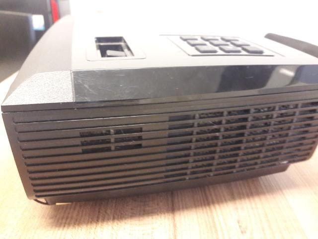 Projetor LG BS 275 completo e garantia - Foto 4