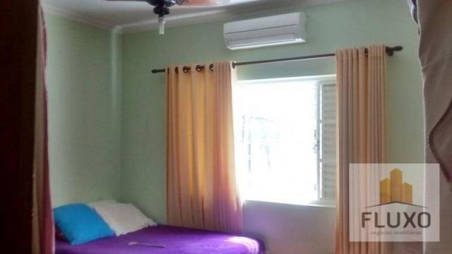 Casa com 3 dormitórios, 180 m² - jardim petrópolis - bauru/sp - Foto 10