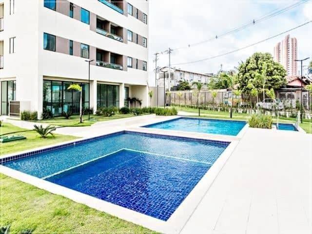 Residencial Áurea Guedes (Apartamento em Ponta Negra) - Foto 10