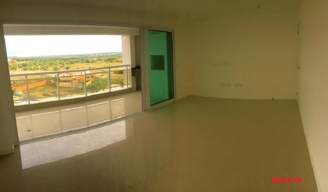 Living Resort, Santorini, 145m², 3 suítes, gabinete, 3 vagas, vista mar, lazer completo - Foto 2