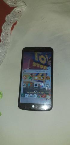 Vendo celular Lg k10 16 gb