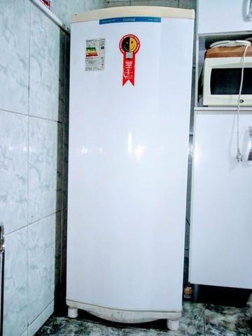 Geladeira Consul degelo semi-automático