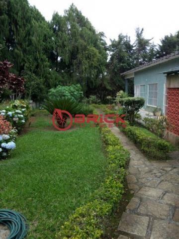 Maravilhoso sítio com área de mais de 5 mil m² com casa principal e casa de caseiro. - Foto 4
