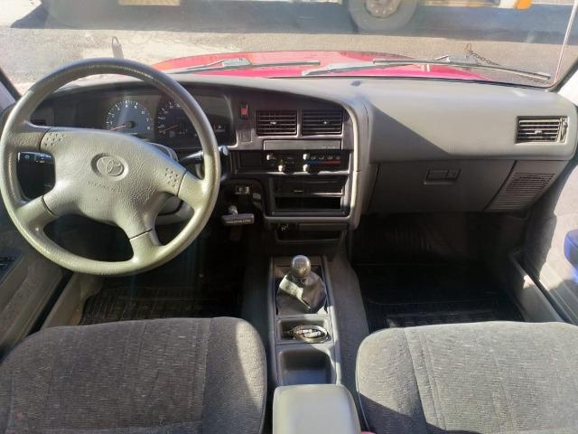 Hilux Cab.Dupla SRV 2002/2002 - Foto 6
