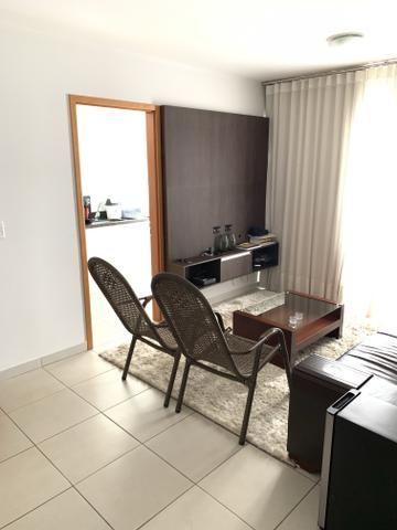 Apartamento 3 quartos 1 suíte 2 vagas garagem Liberty Parque Amazônia Cascavel - Foto 4