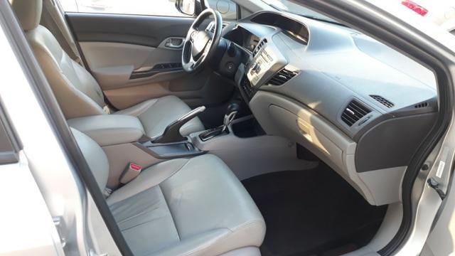 Honda Civic 1.8 Lxs - 2014 - Foto 15