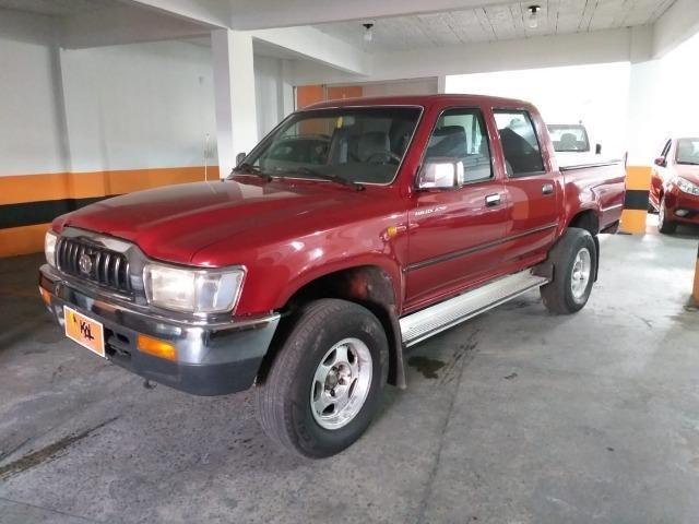 Hilux Cab.Dupla SRV 2002/2002 - Foto 2
