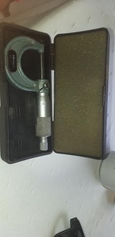 Micrometro 0-25 mitutoyo