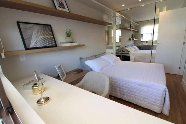 Apartamento em são josé sacada com churrasqueira entrada 100% parcelada - Foto 3
