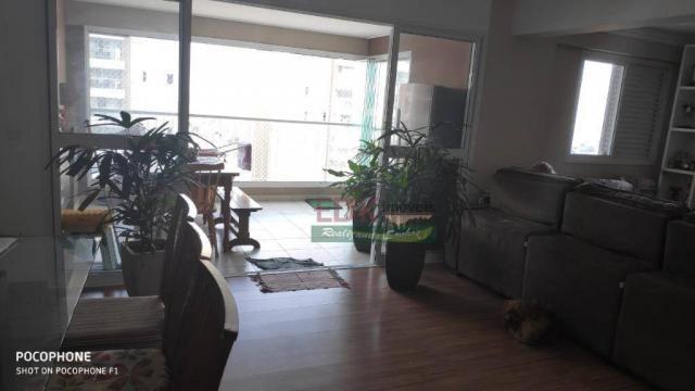 Venda de ocasião apto. mobiliado, 4 dorm, sendo 3 suítes, esplendor garden, 122 m² por r$  - Foto 3