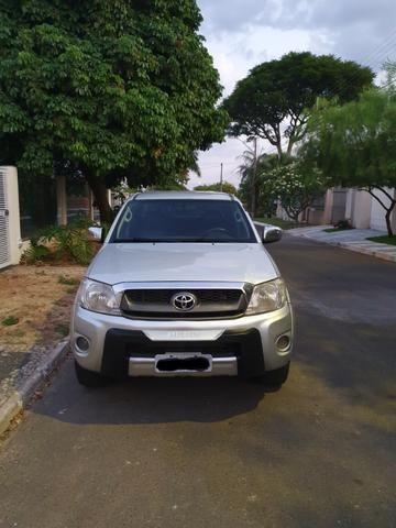 Toyota Hilux 2.7 SR Automática - Foto 11