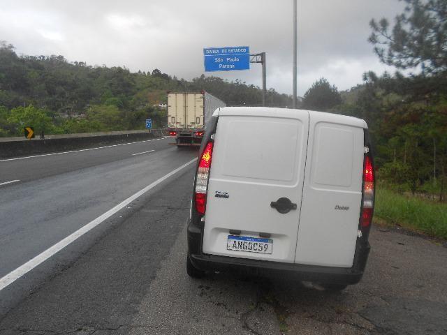 Doblo cargo modelo 2006, 1.8 dir.hid.unico dono,porta lateral,fazemos financiamento !!! - Foto 5
