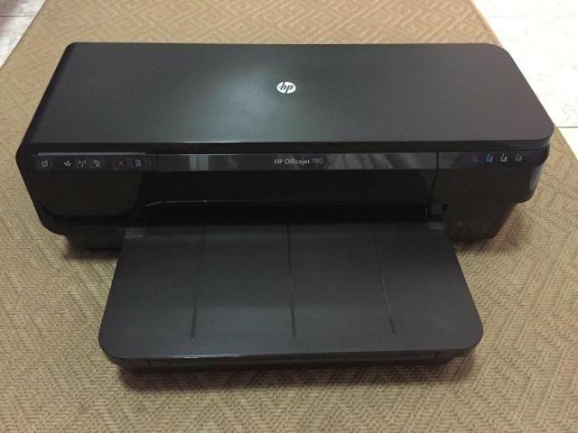 Vendo Impressora HP modelo 7110