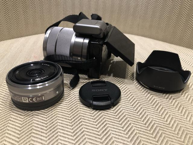 Sony Nex 5 - Foto 3