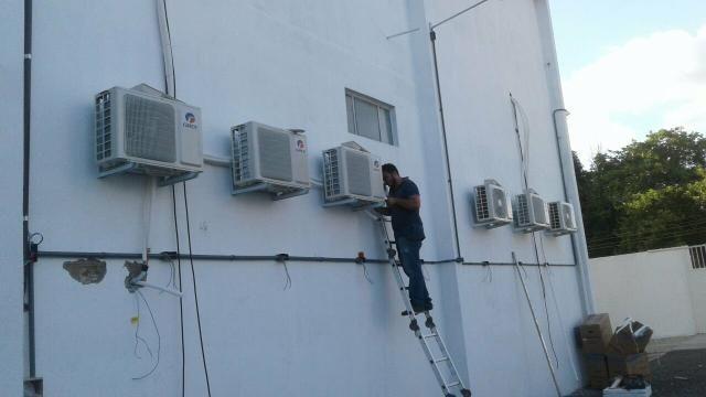 Instalação de split a partir de 150 reais - Foto 3