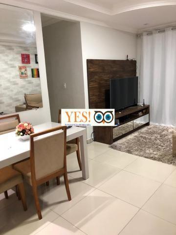 Apartamento residencial para venda, muchila, feira de santana, 3 dormitórios sendo 1 suíte