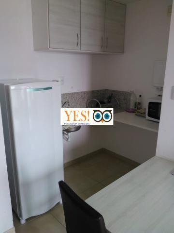 Apartamento residencial para Locação no Capuchinhos em Feira de Santana. 1 dormitório send - Foto 6