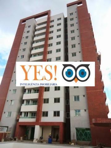 Apartamento para venda, olhos d'água, feira de santana, 2 dormitórios sendo 1 suíte, 1 sal - Foto 3