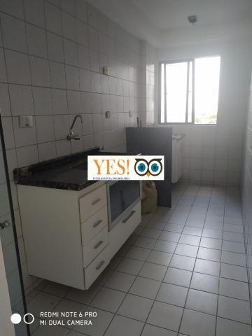 Yes imob- apartamento para locação, muchila, feira de santana, 3 dormitórios sendo 1 suíte - Foto 8