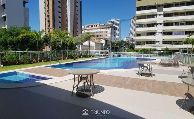 (DD12454) Apartamento a venda na Aldeota_Antonio Martins_126m²_Novo - Foto 2